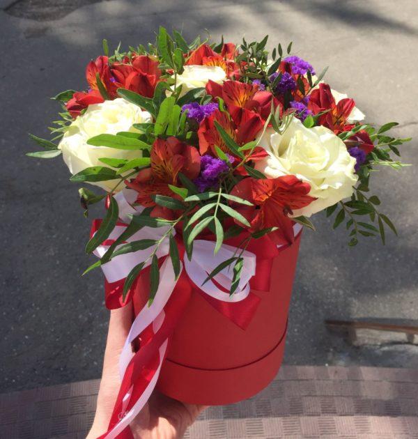 альстромерии Красноярск