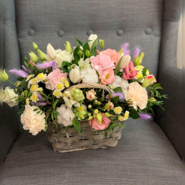 Весна (тюльпаны