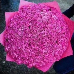 Розовый Биг Букет