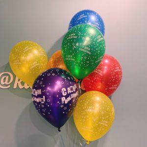 Воздушные, гелиевые шарики