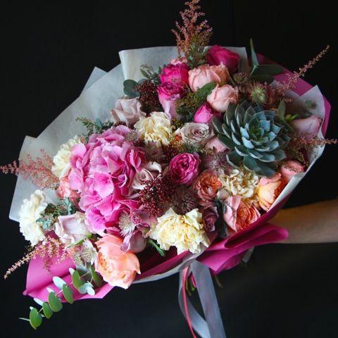 розы Красноярск